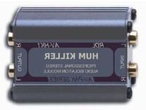 RDL AV-HK1 Stereo Audio Isolation Module 20 Hz to 20 kHz