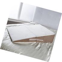 Avana Slant Bed Wedge Acid Reflux Memory Foam Pillow King