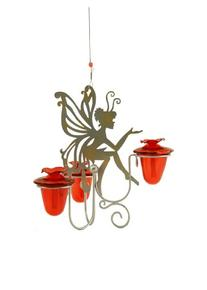 Avant Garden W06HB Fairy Dust Hummingbird Feeder
