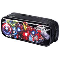 Marvel Avengers Black Pencil Case