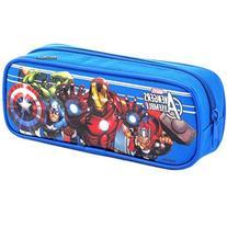 Marvel Avengers Blue Pencil Case