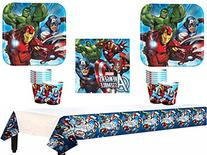 Avengers Deluxe Party Supply Pack for 16 Guests