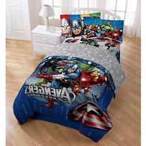 """Marvel Comics Avengers """"Halo"""" Sheet Set"""