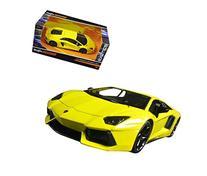 "Lamborghini Aventador LP 700-4 Yellow ""Exotics"" 1/24 by"