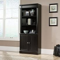 """Sauder 416515 Palladia Library with Doors L: 29.37"""" x W: 13."""