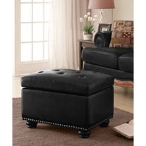 Convenience Concepts Designs4Comfort 5th Avenue Faux Leather