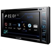 Pioneer AVH-280BT Car DVD Player - 6.2 Touchscreen LED-LCD