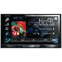 """PIONEER AVH-X4700BS 7"""" Double-DIN DVD Receiver with"""