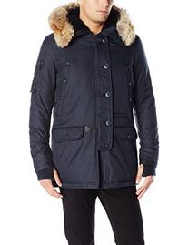 Men's Waterproof N3-B Snorkel Parka with Fur Trimmed Hood,