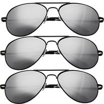 grinderPUNCH® Aviator Mirror Tear drop Sunglasses