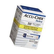 ACCU-CHEK Aviva Mail Order Test Strips, 50-Count Box
