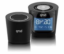 Aluratek AWS01F BUMP Wireless Digital MP3/FM Radio Boombox