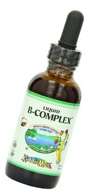 the Vitamin Shoppe Vitamin B Complex 2 Liquid Raspberry