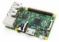 Raspberry Pi B+ Desktop