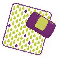 B Box Diaper Wallet Splish Splash