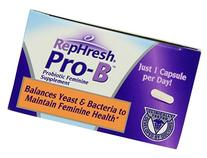 RepHresh Pro-B Probiotic Feminine Supplement-Jumbo Size Pack