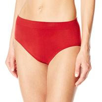 Wacoal Women's  B-Smooth Hi Cut Brief Pant, Calypso Coral, X