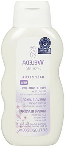 Weleda White Mallow Body Lotion, 6.8 Ounce