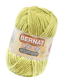 Bernat Baby Blanket Yarn, 10.5 Ounce, Lemon Lime, Single