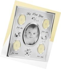 Baby Boy or Girl Milestone Frame