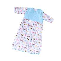 HAPPY CHERRY Baby Sleeping Bag Long Sleeves SleepSack 100%