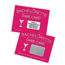 Bachelorette Dare Card Party Game, Girls Night Out, 20