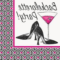 Bachelorette Party Cocktail Napkins, 16ct