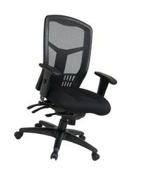 Office Star High Back ProGrid Back FreeFlex Seat with