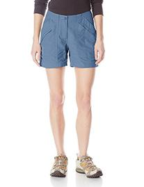 Royal Robbins Women's Backcountry Shorts, Ink, 6