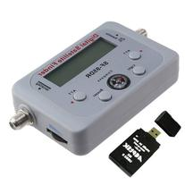 Backlit SF-95DR Digital Satellite Finder Meter with USB 2.0
