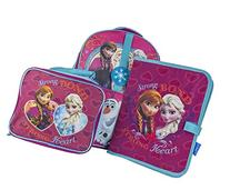 Fast Forward Large Backpack with Lunch Kit and Binder Frozen