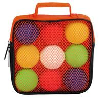 Outside Inside Backpack Bocce Balls