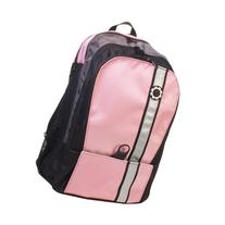 DadGear Backpack Retro Stripe Diaper Bag - Pink