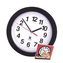 Backward Clock by Loftus