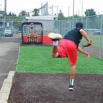 Men's Backyard Bullpen Package for Baseball Screen, Radar