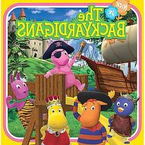Backyardigans: The Adventures Begin CD