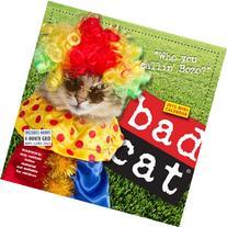 Bad Cat 2015 Mini Calendar