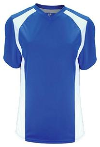 Badger B-Core Ladies Jersey Royal/ White L