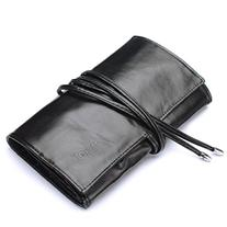 Phileex Cosmetic Bag Designer Makeup Brush Rolling Case