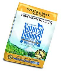 Natural Balance L.I.D. Limited Ingredient Diets Potato &