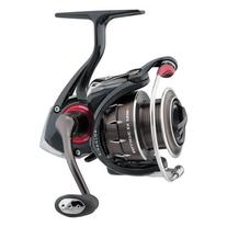 Daiwa Ballistic EX 2500 Spinning Reel, Red