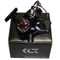 Daiwa Ballistic EX 3000 Spinning Reel, Red