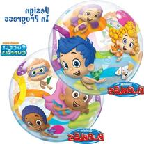 Ballooney's~Bubble Guppies 22 inch Bubble Balloon