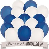 16 Pack of Latex Balloons