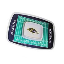 Siskiyou Sports Baltimore Ravens Chip And Dip Tray Chip and Dip Tray