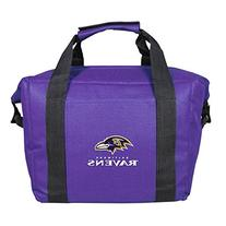 NFL Baltimore Ravens Soft Sided 12-Pack Cooler Bag