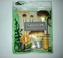 Ecotools Bamboo Brush Set 5 Piece - Brand New