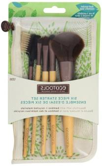 Bamboo Six Piece Starter Brush Kit 1 Kit