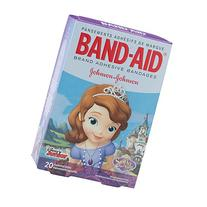 BAND-AID Sofia the First Bandages - First Aid Supplies - 20