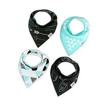 Baby Bandana Drool and Dribble Bibs for Boys and for Girls